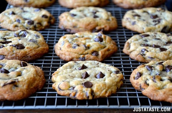 Secret Ingredient Chocolate Chip Cookies Recipe