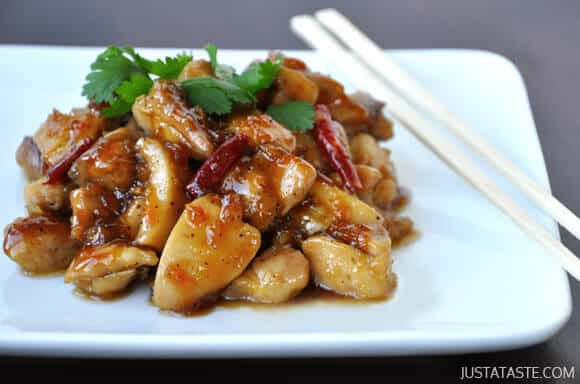 Caramelized Black Pepper Chicken Recipe