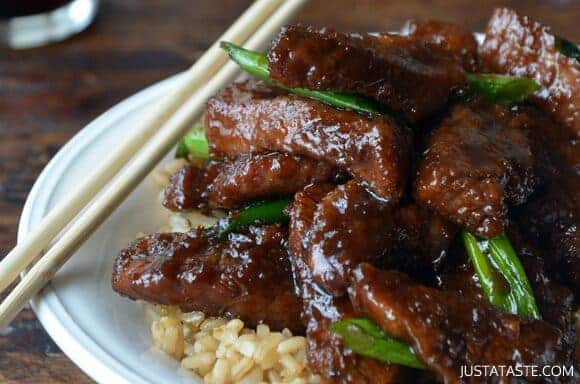 Takeout Recipes: 30-Minute Mongolian Beef
