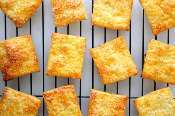Pie Crust Cookie S'mores Recipe