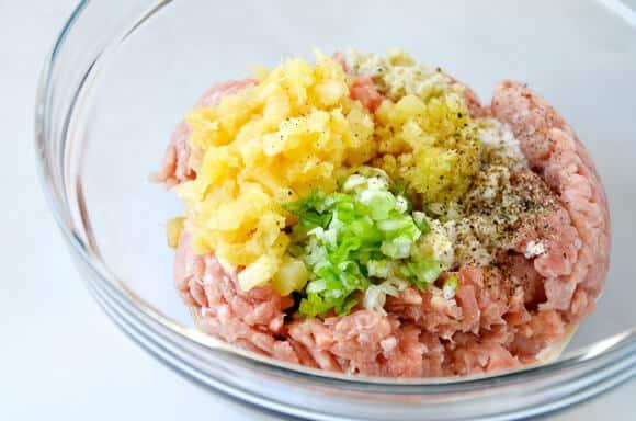 Baked Teriyaki Chicken Meatballs Recipe