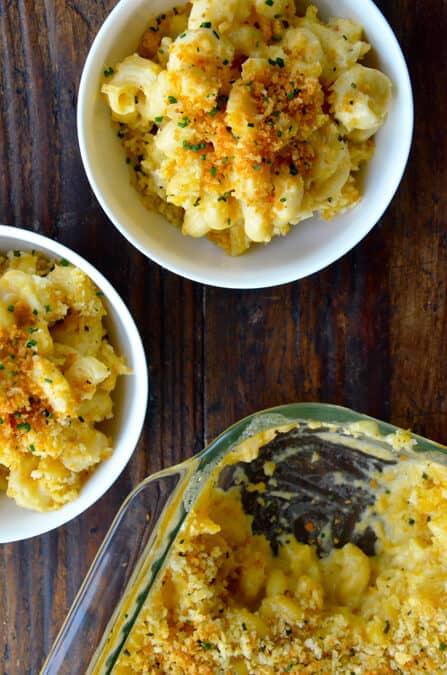 Easy, Cheesy Recipes