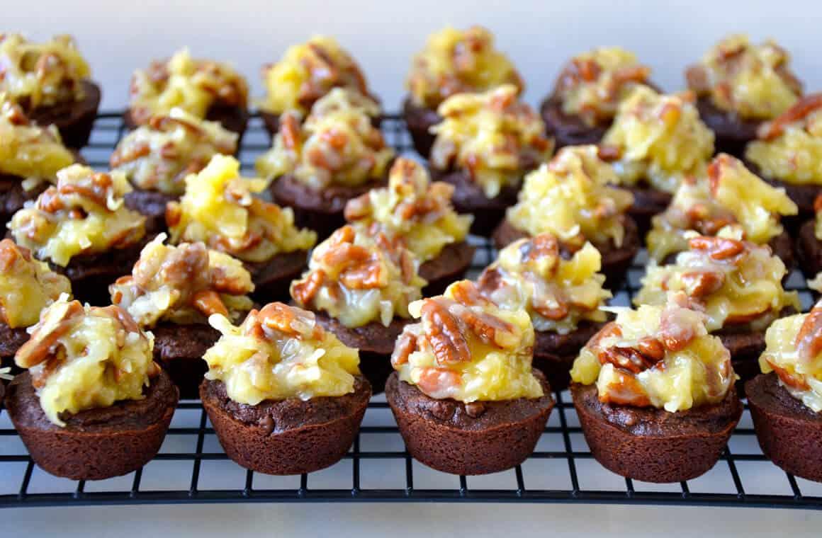 Homemade Cake Bites Recipe