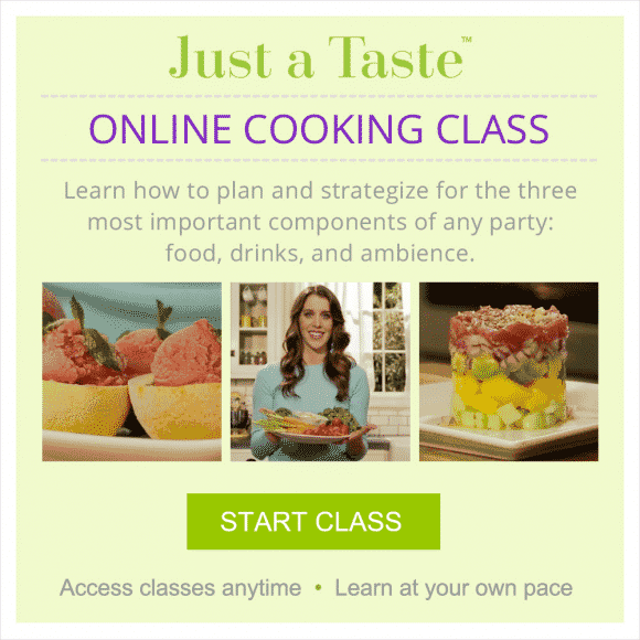 Tastemade Online Cooking Class with Kelly Senyei
