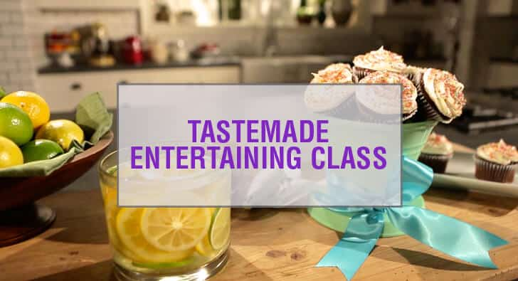 Tastemade Online Cooking Class
