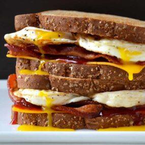 The Ultimate Egg Sandwich Recipe