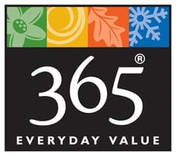 Whole Foods Market 365 Everyday Value Brand