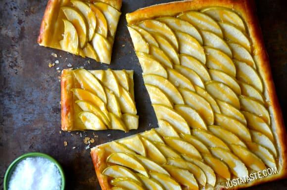 Easy quick apple recipes