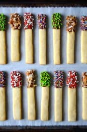 Sprinkle Sugar Cookie Sticks
