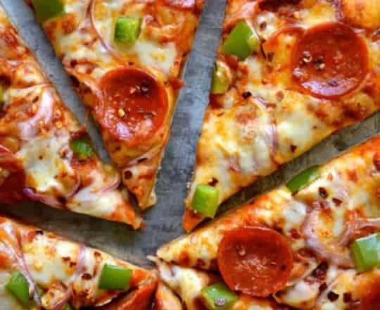 The Best Homemade Pizza Recipes