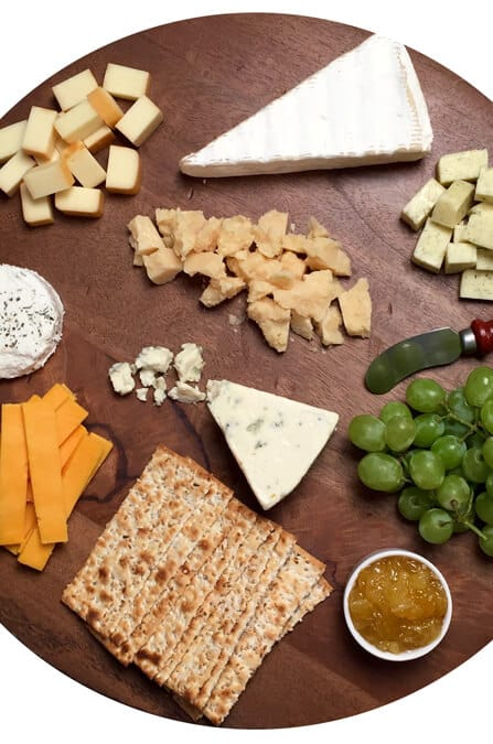 Video: How to Assemble the Best Cheese Plate on justataste.com