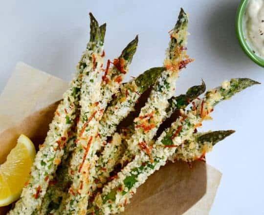 Video: Baked Vegetable Fries