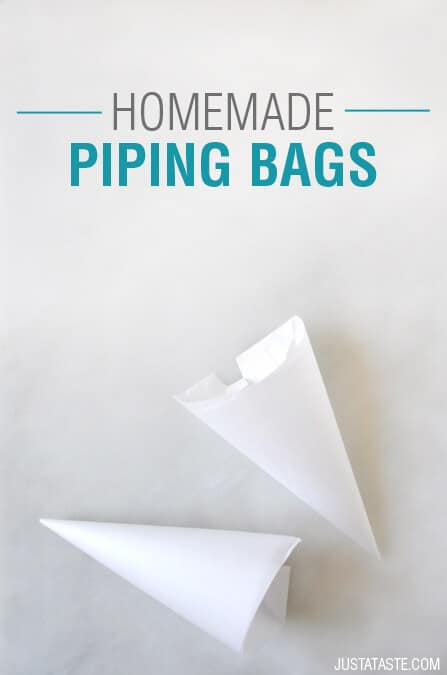 Video: Homemade Piping Bags