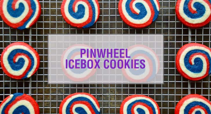Pinwheel Icebox Cookies Recipe