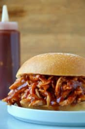 Easy Homemade Root Beer barbecue Sauce Recipe on justataste.com