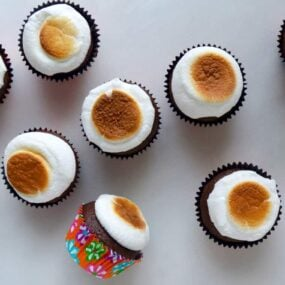 5 Minute Marshmallow Frosting