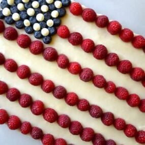 Red, White and Blue Dessert Recipes