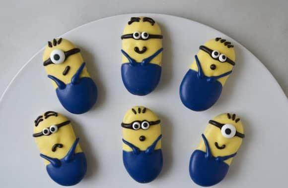 Minions Cookies recipe on justataste.com