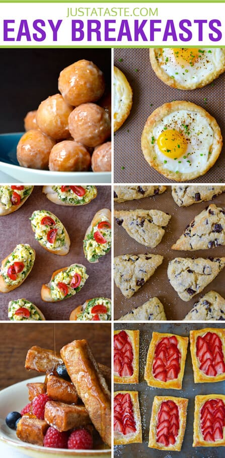 Pin It Quick And Easy Breakfast Recipes