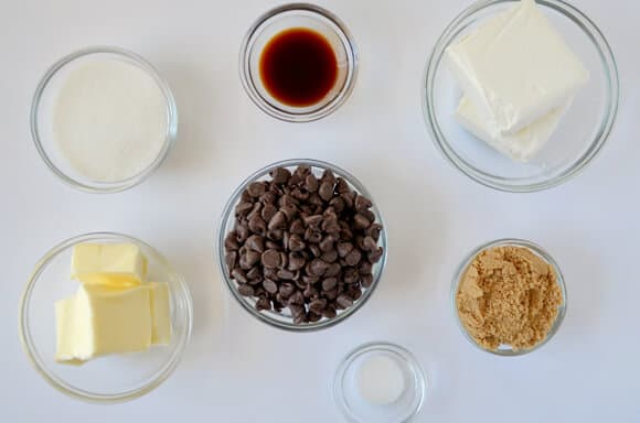 Chocolate Chip Cookie Dough Dip Recipe