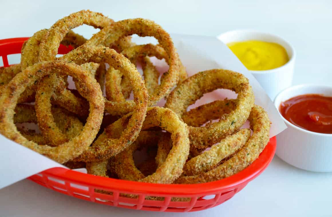 Baked Onion Rings forecast