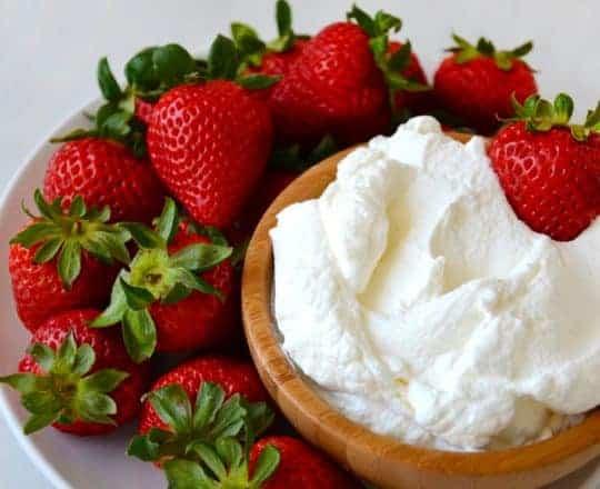 Video: Secret Ingredient Homemade Whipped Cream