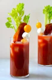 Pitcher Bloody Marys Recipe