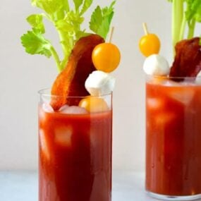 Pitcher Bloody Marys Recipe