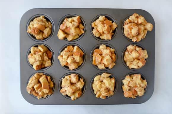 Cinnamon French Toast Muffins Recipe