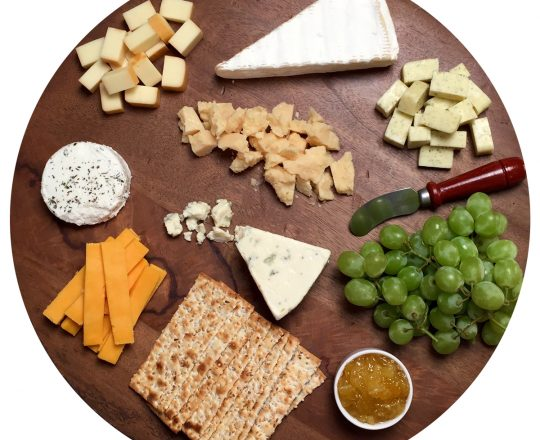 The Perfect Cheese Plate