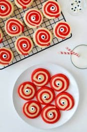 Monster Eye Halloween Cookies Recipe