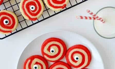 Monster Eye Halloween Cookies Recipe