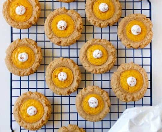 Pumpkin Cheesecake Cookies Recipe