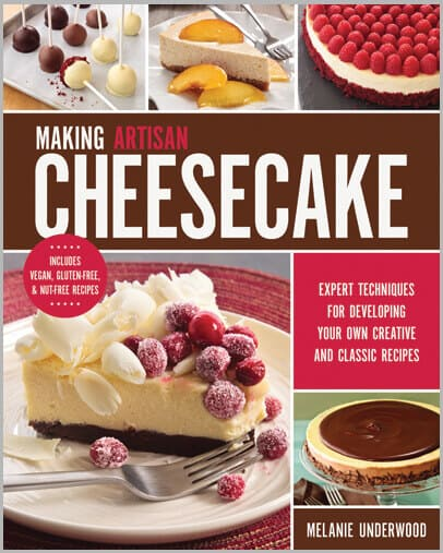 Making Artisan Cheesecake Cookbook