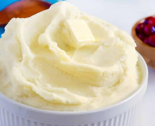The Best Secret Ingredient Mashed Potatoes Recipe