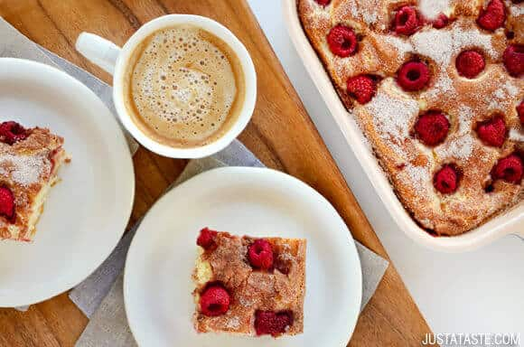 Quick and easy breakfast recipes just a taste