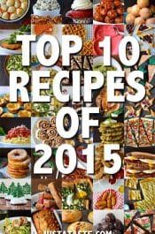 The Top 10 Recipes of 2015