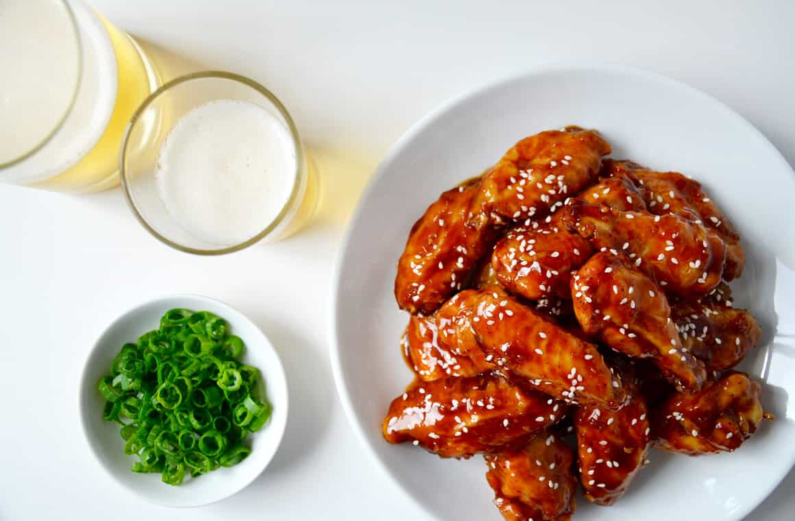 Baked Chicken Recipes Wings Meals