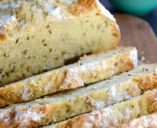 Easy Homemade Soda Bread
