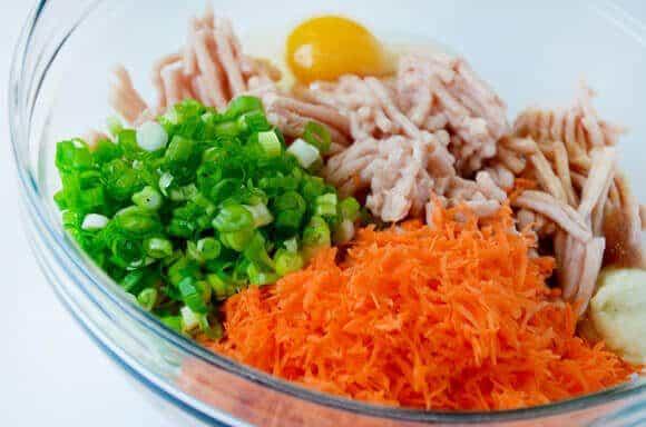 Easy Sesame Chicken Egg Rolls Recipe
