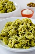 30-Minute Pistachio Pesto Tortellini
