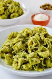 30-Minute Pistachio Pesto Tortellini Recipe
