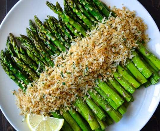 Quick and Easy Asparagus Recipes