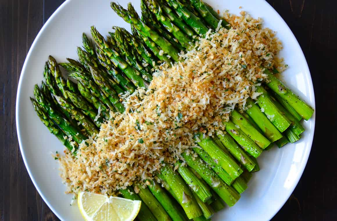 Quick And Easy Asparagus Recipes Just A Taste