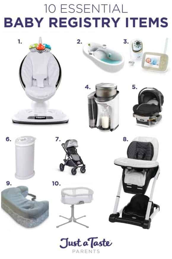 10-essential-baby-registry-items