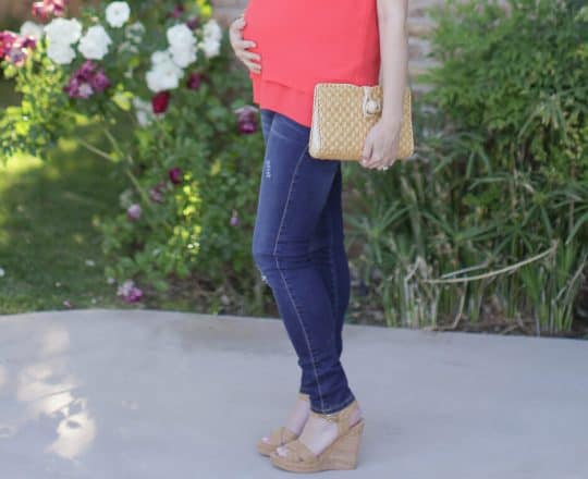 The Best Maternity Jeans
