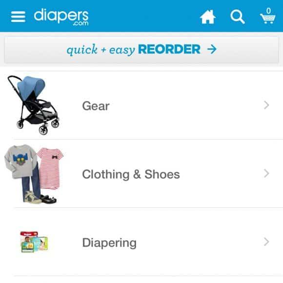 Diapers.com App