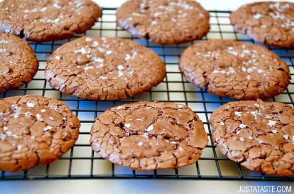 flourless-chocolate-cookies