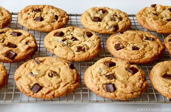 Peanut Butter Chocolate Chunk Cookies Photo