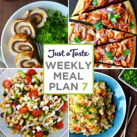 Weekly Meal Plan 7